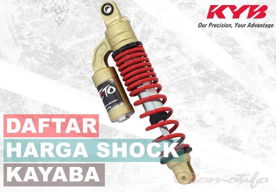 82 Harga Dari 2019 Original Kyb Tube Dan Racing Shock Velg Mobil Advanti Informasi Harga Jual Velg Mobil Advanti Community